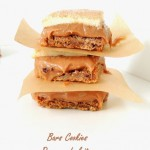 Bars cookies douceur de lait