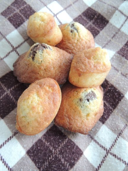 La VRAIE recette des madeleines