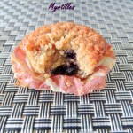 Financiers confiture de lait & myrtilles – « Financiers » dulce de leche & blueberry