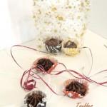 Truffes chocolat praliné – Chocolate praliné truffles