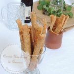 Crackers au fromage – Cheese crackers'