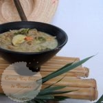 Soupe aux nouilles façon thaï – Thaï noodles soup