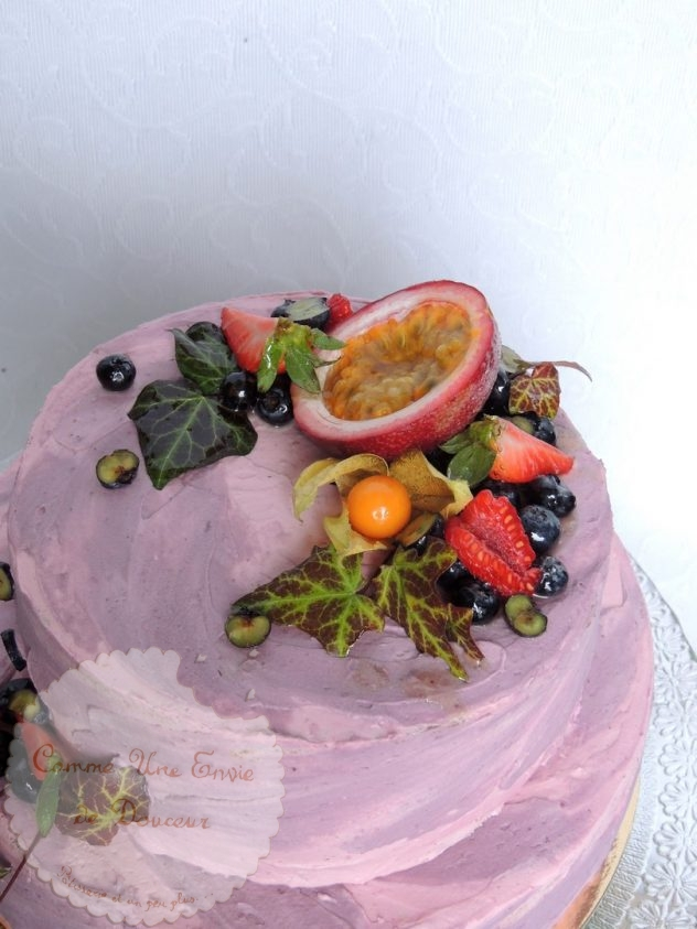Layer cake pièce montée