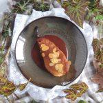 Poires gourmandes au four – Greedy roasted pears
