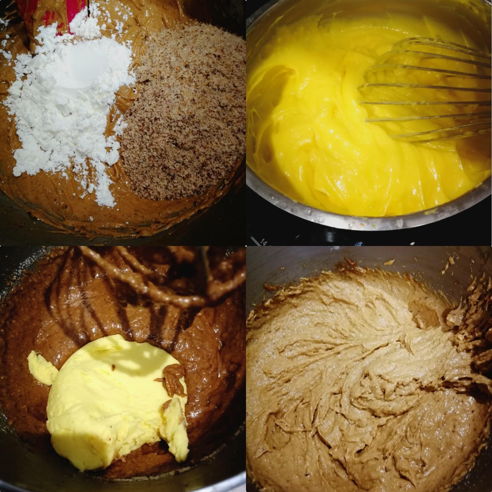 crème noisette