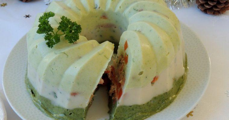 Terrine de choux  aux 3 couleurs ~ Three colors cabbage terrine
