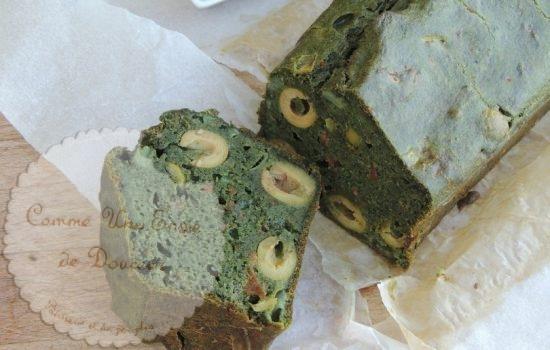 Cake à l'ortie piquante