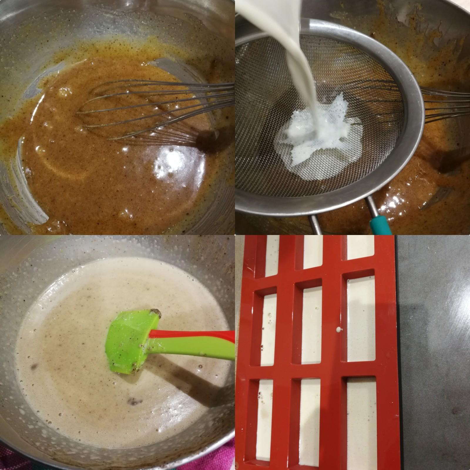 crème brûlée tonka noisette