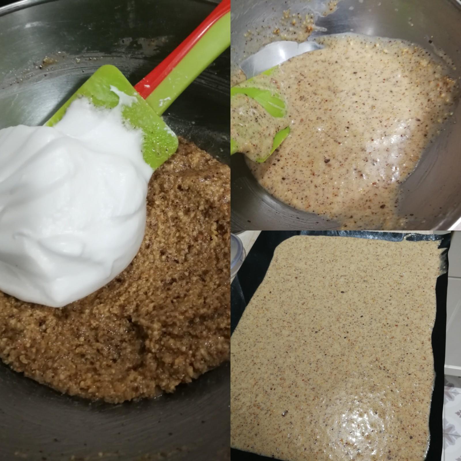 biscuit trocadéro noisette