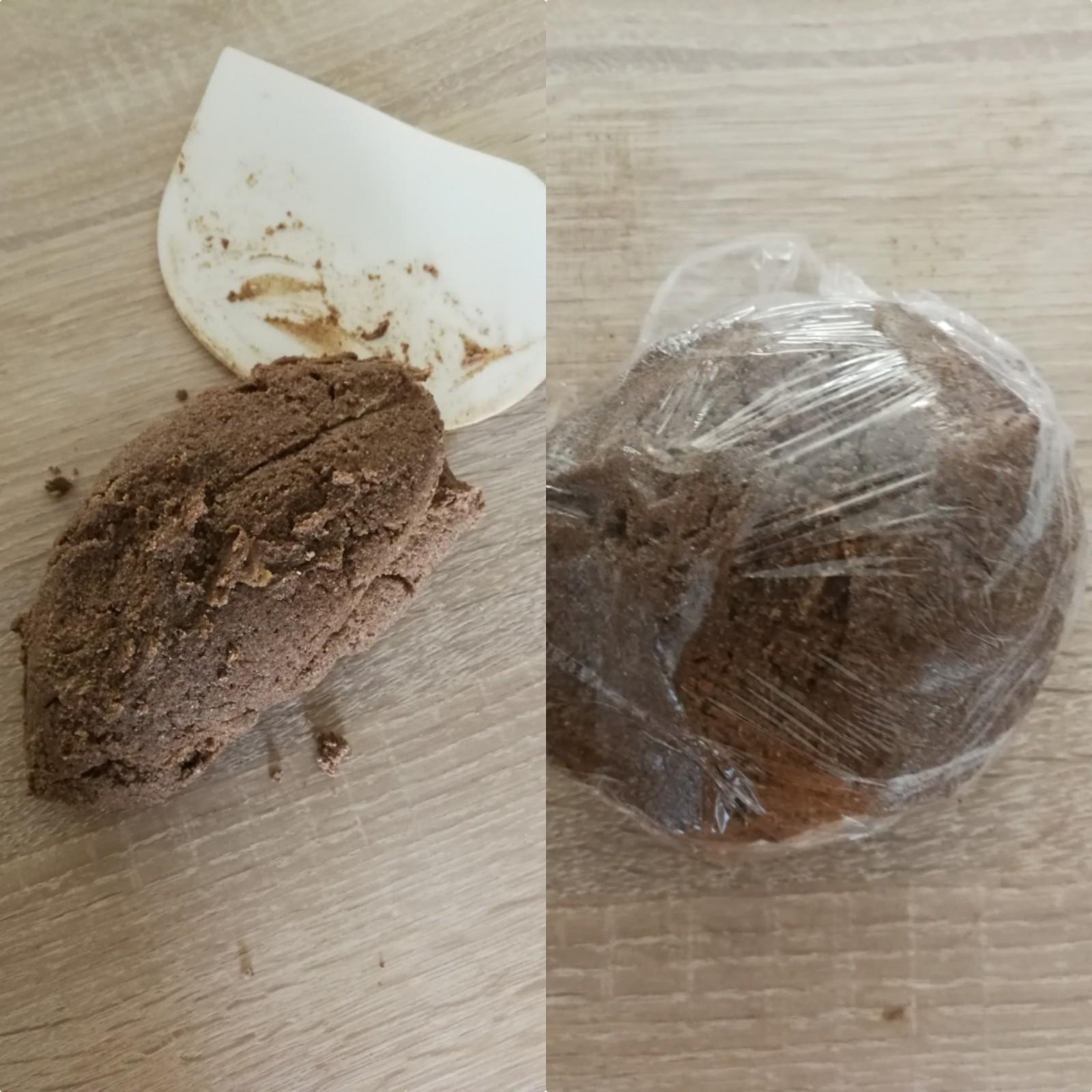 biscuit sarrasin noisette