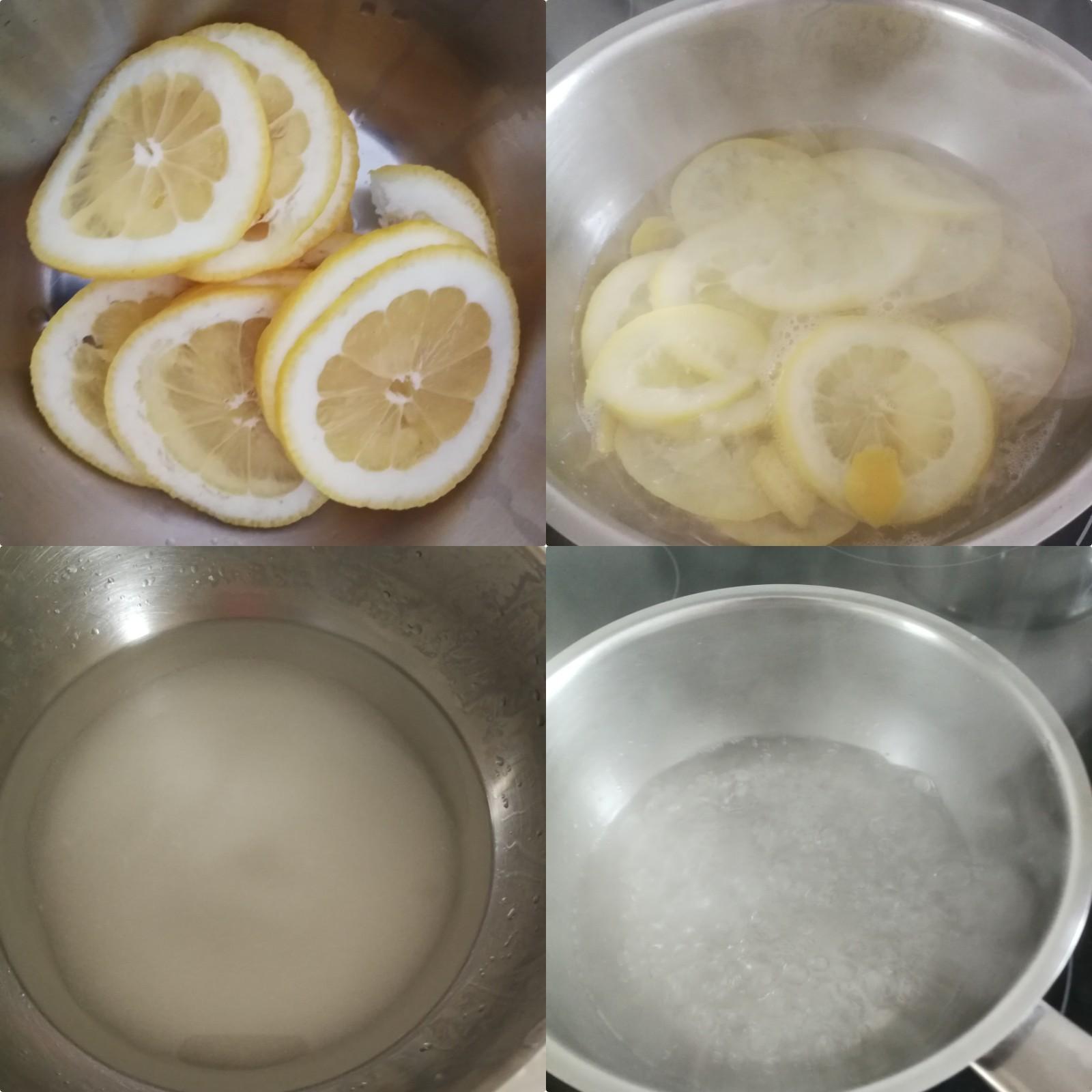 Marmelade citron basilic