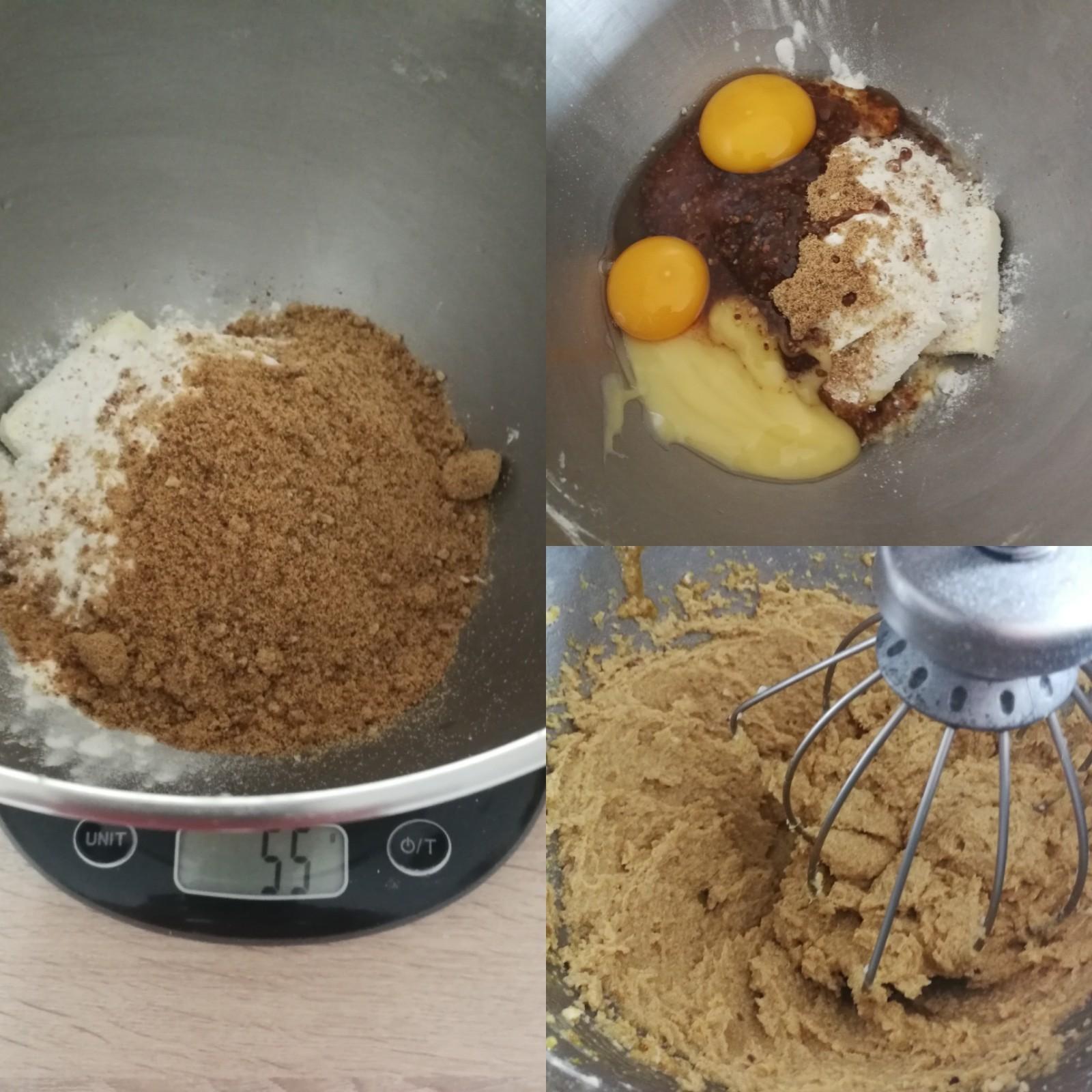 tarte rhubarbe myrtille crème d'amande