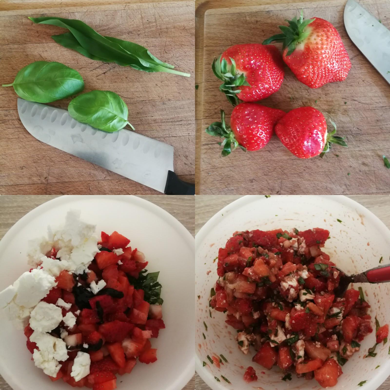 chantilly feta fraise mai