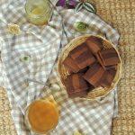 Biscuits striés ~ Farine de sarrasin & de noisette