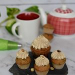 Cupcakes ~ Noisette et fève tonka
