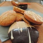 Petits biscuits au beurre de cacahuètes