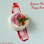 Pavlova aux fruits rouges – Red berries pavlova
