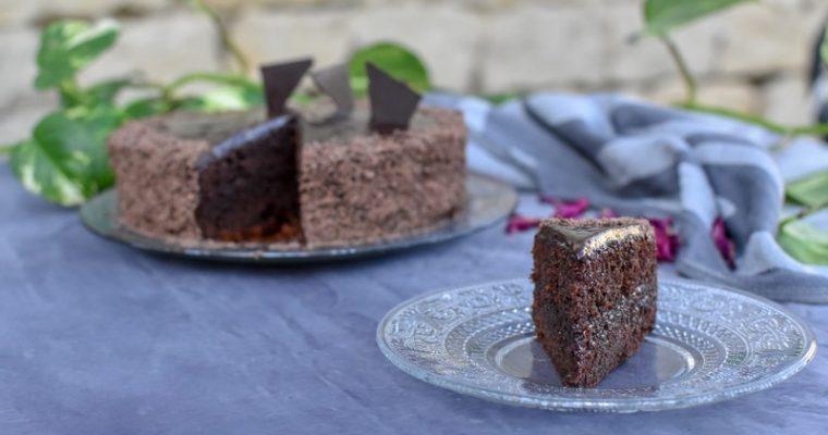 Gâteau caraque –  Caraque cake