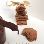 Kangos maison tout chocolat & Figolu /  Biscuits filled with chocolate or fig