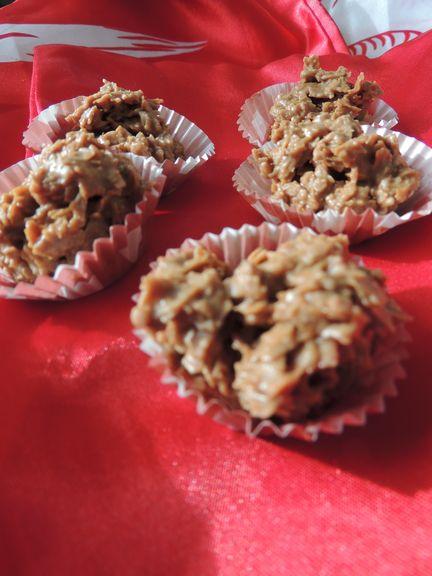"""Roses des sables sans graisse – Chocolate """"Sand Roses"""""""