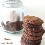 Cookies au chocolat – Chocolate cookies