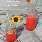 Citronnades & orangeade – Lemonade & orageande
