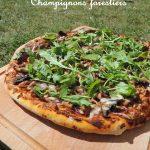 Pizza 100% maison – 100% homemade pizza