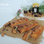 Dobladillos figue,amande ou chocolat – Dobladillos filled with fig, chocolate or almond