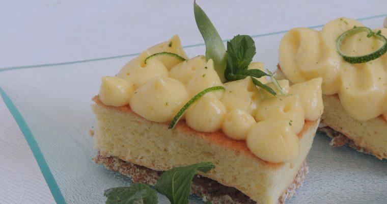 Foodista Challenge #30 Douceur façon mojito ananas – Sweetness like a pineapple mojito