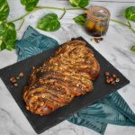 Babka gourmande ~ Figue & noisette