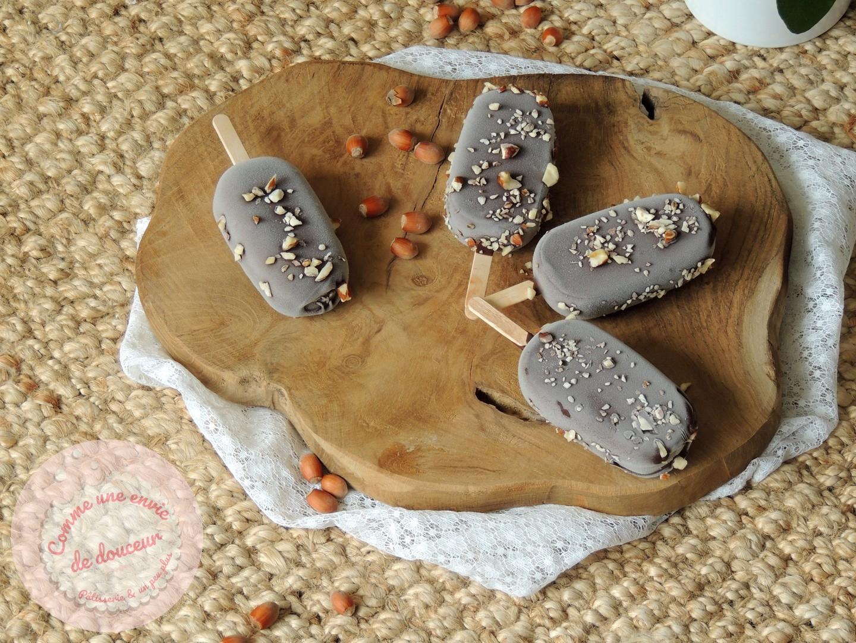 Esquimaux ~ Intensément noisette & chocolat
