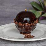 Sphère chocolat café ~ Laguna par Alexis Bouillet
